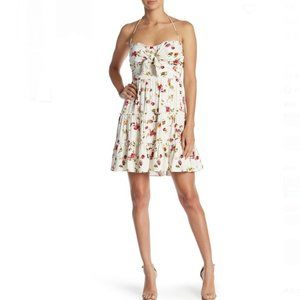 Wayf- Floral Calabria Tier Mini Dress